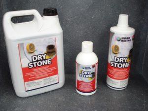 Produit Dry Stone – Hydro-oléofuge incolore