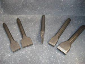 Chasses acier et carbure