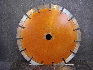 Disques diamantés type CARBOLAZER matériaux de construction