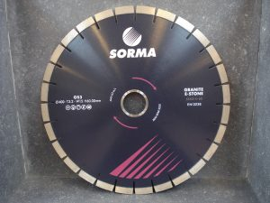 Disque diamanté type XZ3 HD15 mm GRANIT/COMPOSIT