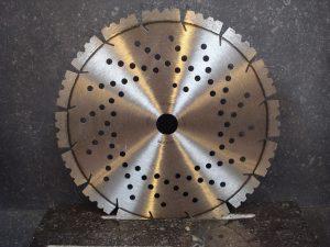 Disque diamanté Ø 230 mm type Performer silencieux