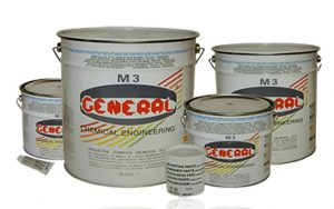 Boite de colles polyester GENERAL CHEMICAL