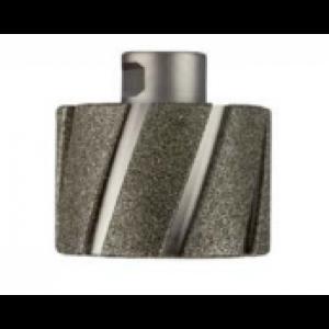 Meule diamantée galvano profil droit + M14