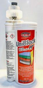 Cartouche de colle UNIBLOCK 110 250 ml